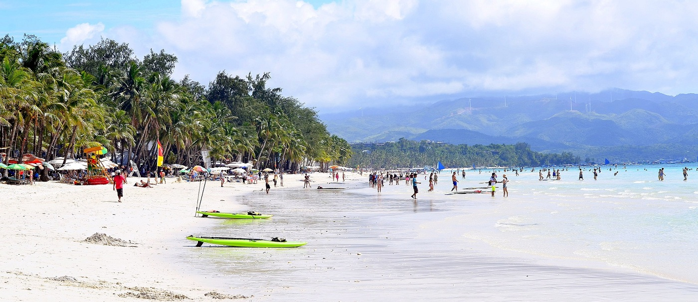 Make Boracay Island Your Next Trip Location